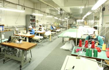 縫製品・企画・製造・販売
